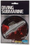 Toy Submarine - Diving