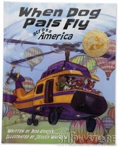 When Dogs Fly Across America