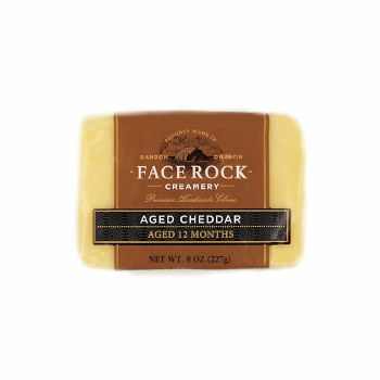 Face Rock Aged Cheddar