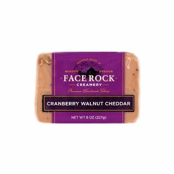 Face Rock Cranberry Walnut Cheddar