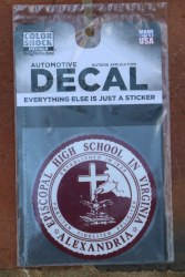 Seal Decal
