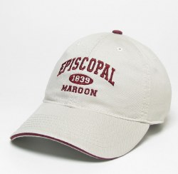 Episcopal Maroon Hat 1839