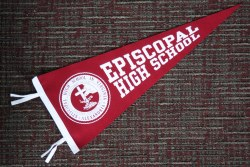 Pennant with Seal