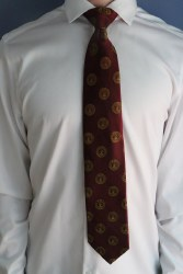 School Seal Tie