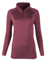 Womens Performance 1/4 zip