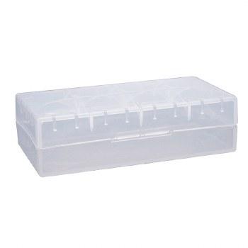 2-18650 Battery Case