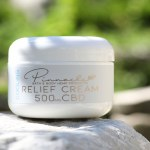 CBD Relief Cream 250mg Cooling