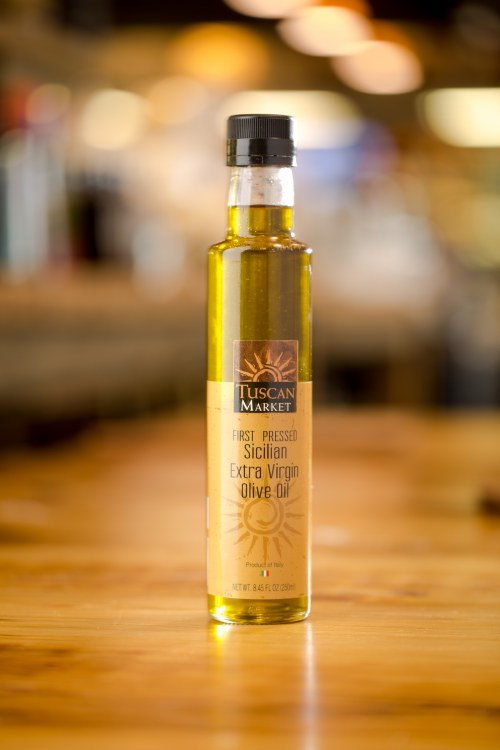 First Pressed Sicilian Extra Virgin Olive Oil