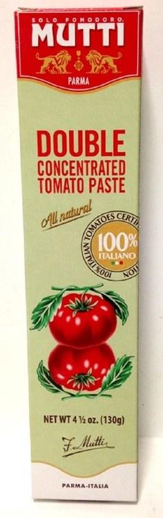 Mutti Tomato Concentrate Tube