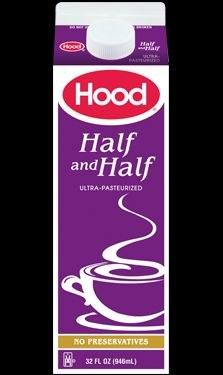 Hood Half & Half Cream