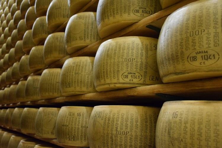 Grated Parmigiano 8oz