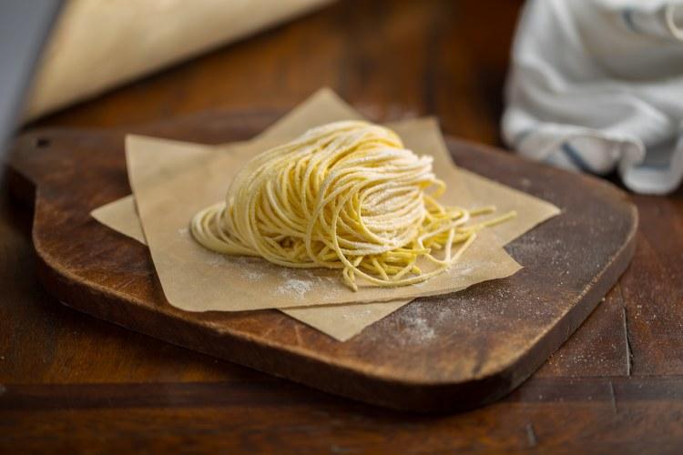 Fresh Cappellini Pasta