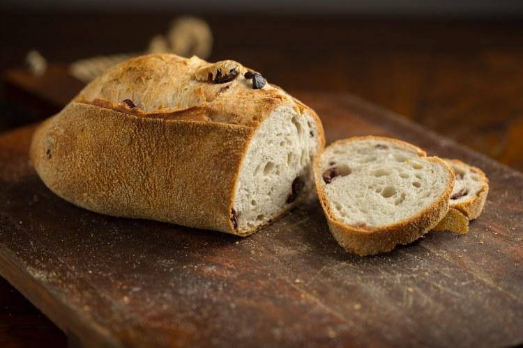 Artisan Olive Bread
