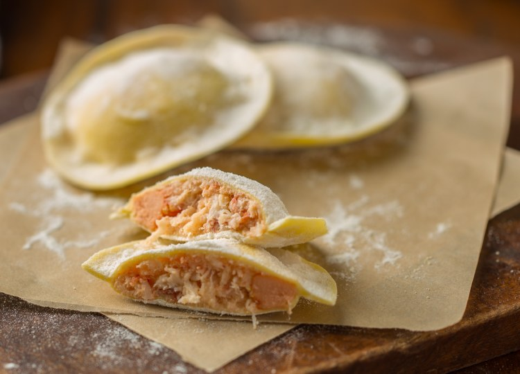 Native Maine Lobster Ravioli