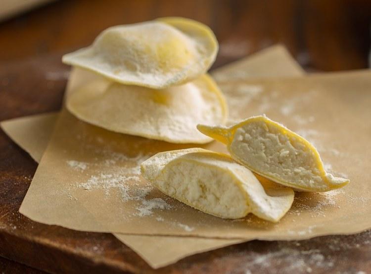 Fresh Four Cheese Ravioli