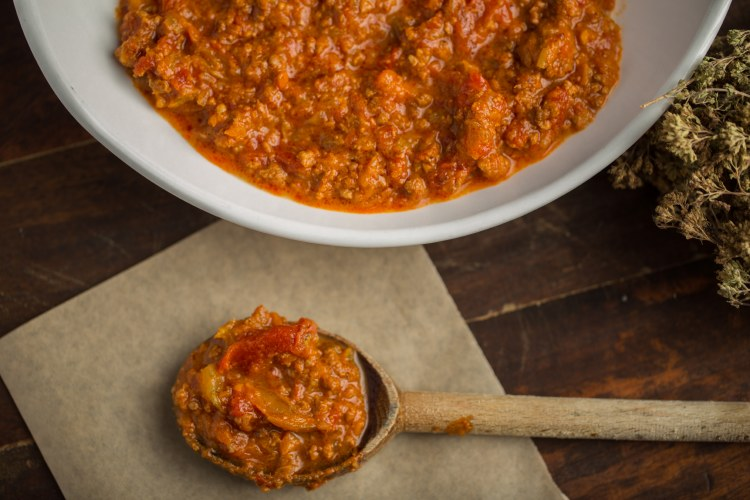 Bolognese Sauce  32 oz