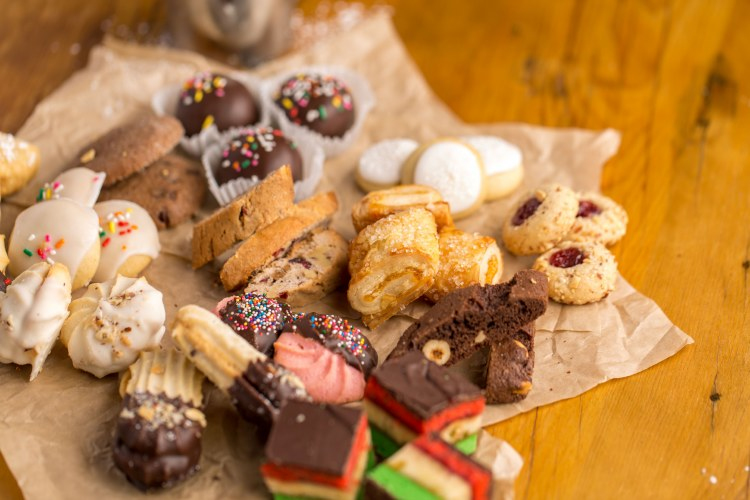 Italian Cookie Assortment 1LB.