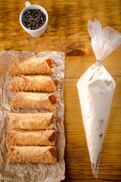 Cannoli Kit - Chocolate Chip Filling