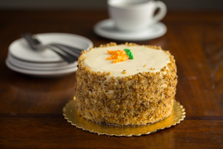 Carrot Cake 8 inch Round