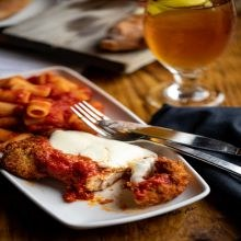 Chicken Parmigiano Dinner for  4 Oven Ready