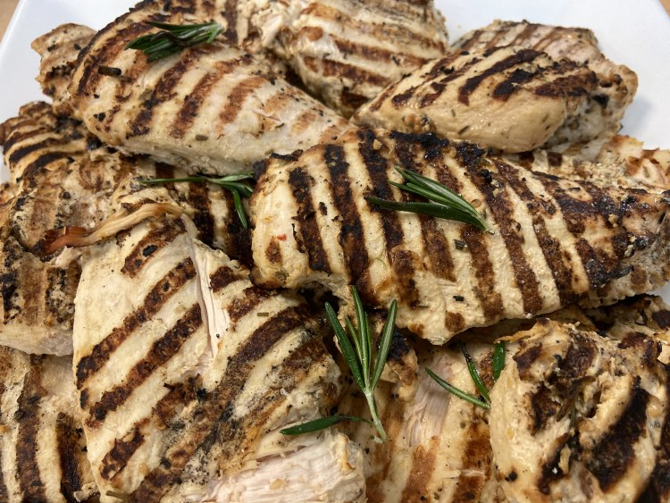 Grilled Chicken Breast 6oz. Ready to Eat