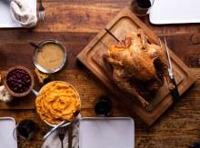 Holiday Whole Roasted Turkey Dinner