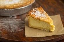Whole Ricotta Pie