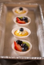 Assorted Miniature Pastries