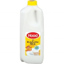Hood Milk 2% 1/2 Gallon