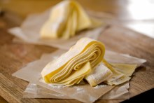 Fresh Pappardelle Pasta