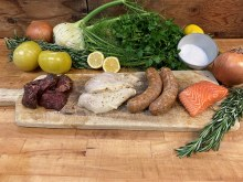 10 lb. Poultry, Beef, & Seafood Butcher Bundle