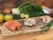 5.5 lb. Assorted Seafood Butcher Bundle