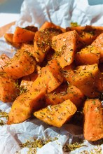 Roasted Sweet Potato Ready to Eat