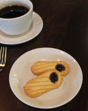 Amarena Cookies