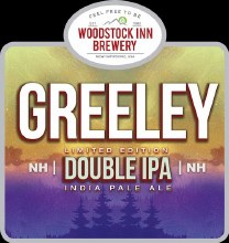 Woodstock Greely Double IPA