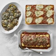 Italian Dinner For 3 Days