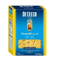 Dececco Dried Pasta, Gemelli