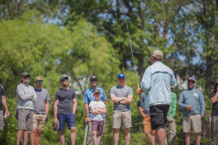 Intro Fly Fishing May 30, 2021