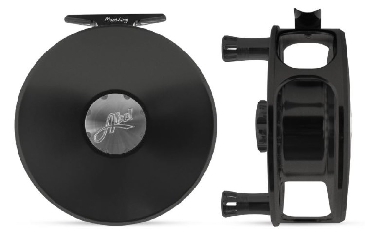 Abel Mooching Reel Black