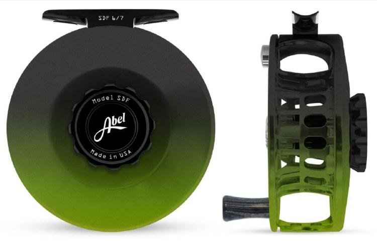 Abel SDF 6/7 Green/Drag Solid