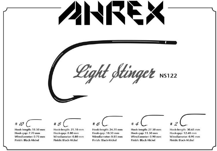 Ahrex NS122 Light Stinger #4