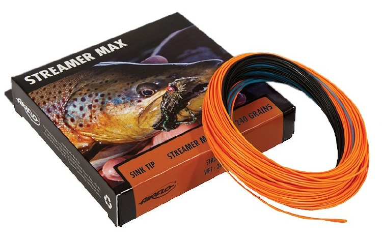 Closeout WF5 Airflo Streamer Max Short Sink Tip Fly Line 160gr