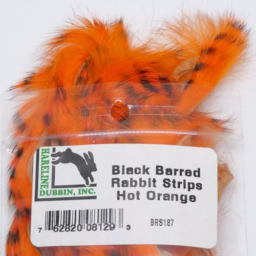 Barred Rabbit Strips Hot Orang