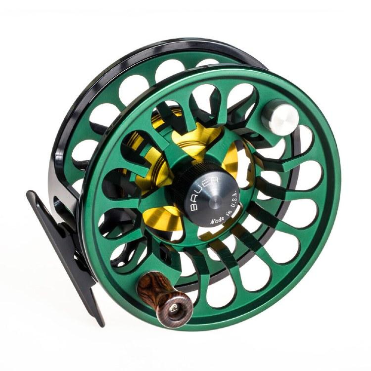 Bauer RX2 Reel Black/Green