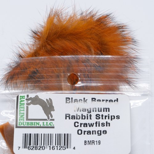 Black Barred Magnum Rabbit Cra