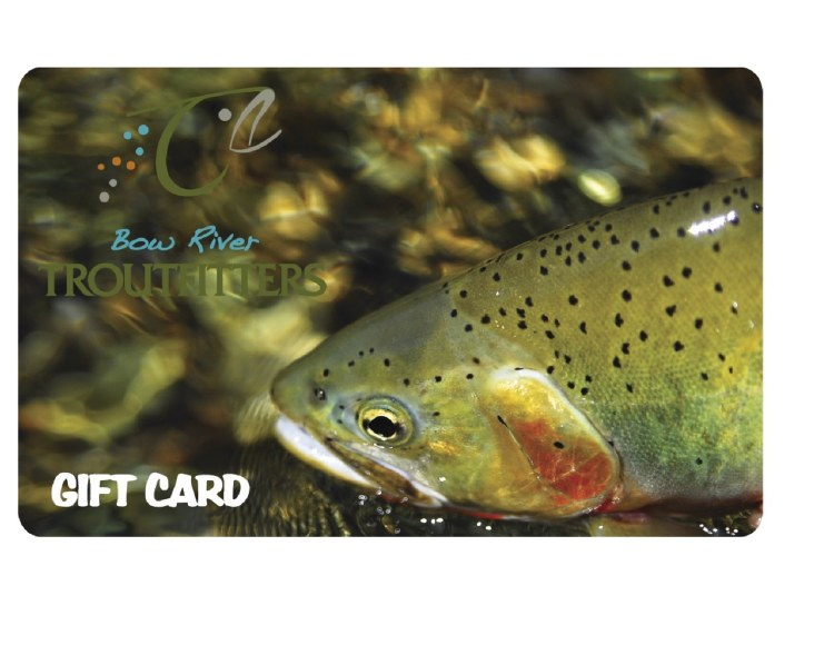 Bow River Gift Card $25