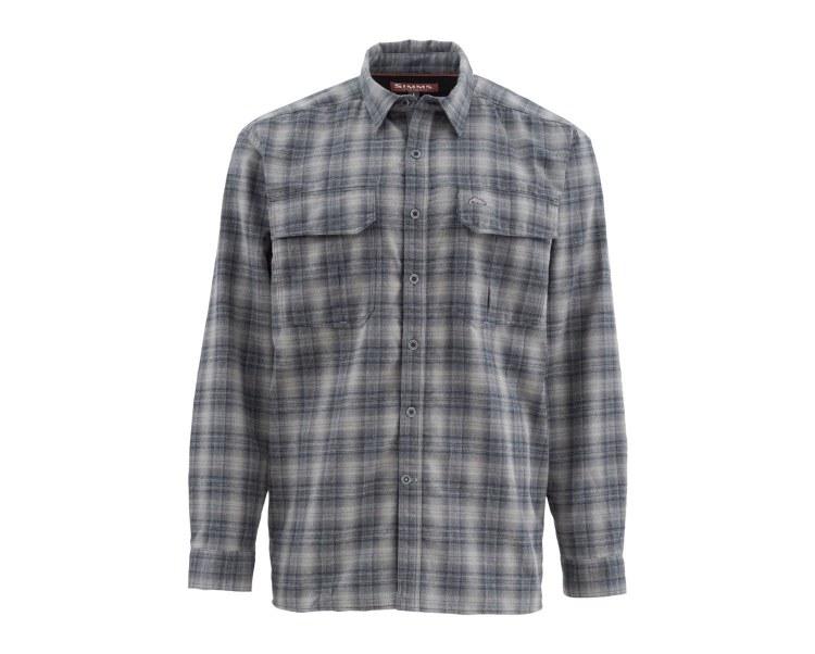 Coldweather Shirt Blk Plaid S
