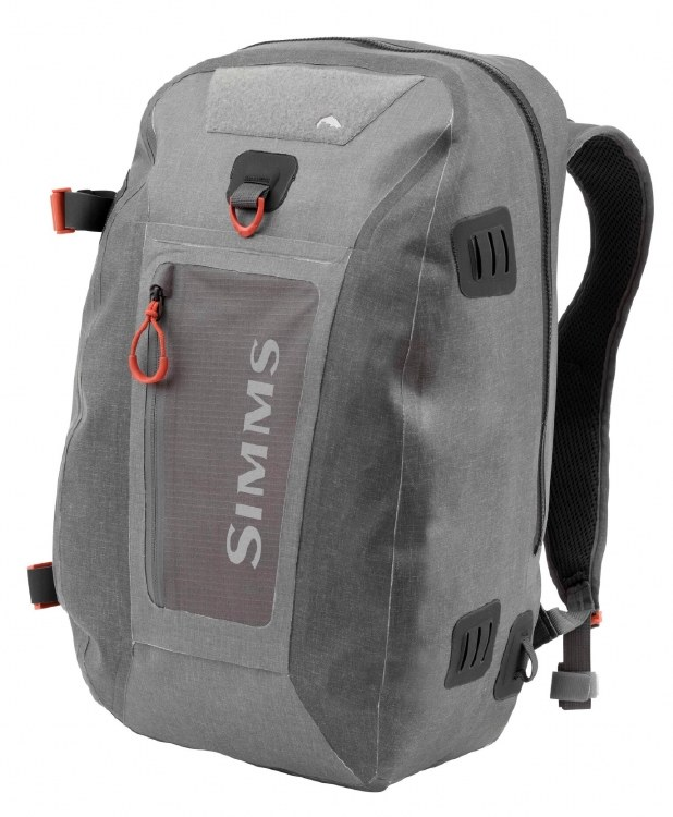 Dry Creek Z Backpack Pewter