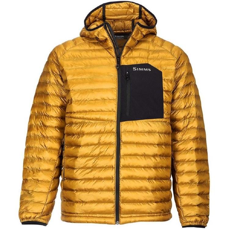 Exstream Hooded Jacket DBrz XX