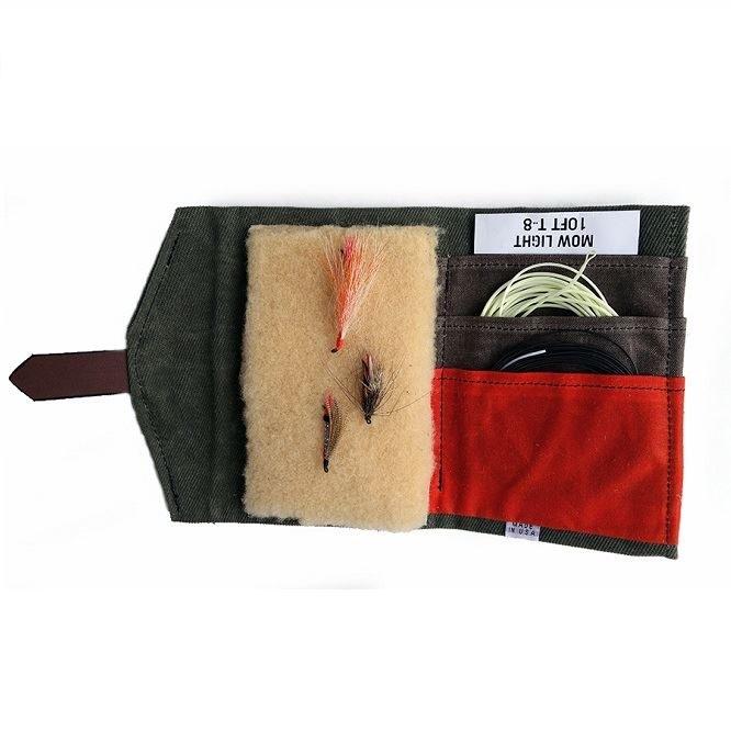Finn Jacobs Wallet Olive